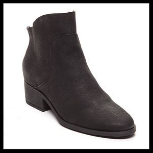 Lucky Brand Lahela Leather Booties